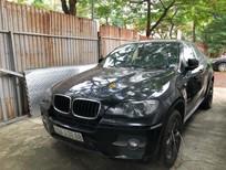 Bán BMW X6 xDrive35i sx 2011, màu đen, xe nhập