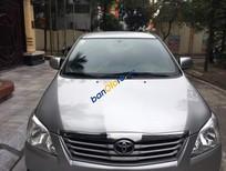 Bán Innova 2.0E màu bạc, sx cuối năm 2014, xe chính chủ