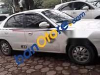 Bán ô tô Daewoo Lanos đời 2002, màu trắng