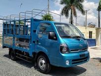Bán xe tải Kia K250 2.4 tấn, thùng mui bạt mở 5 bửng mới, hỗ trợ trả góp