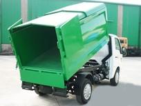 Bán xe tải TOWNER800 chuyên dụng chở rác, có hệ thống ben, thùng 2,2 khối