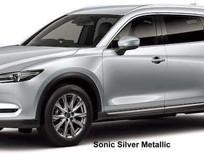 Siêu phẩm trong tháng 6 này Mazda CX-8 SUV 7 chỗ