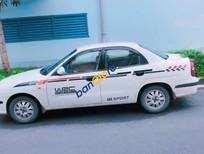 Bán ô tô Daewoo Nubira năm 2001, màu trắng, giá chỉ 130 triệu