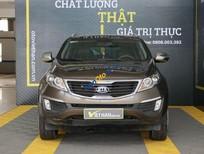 Cần bán gấp Kia Sportage năm 2011, màu nâu, nhập khẩu nguyên chiếc