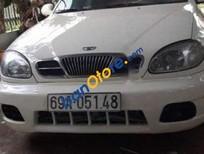 Cần bán Daewoo Lanos năm 2003, màu trắng, xe nhập giá cạnh tranh