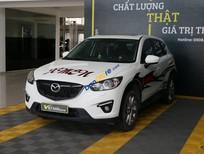 Cần bán lại xe Mazda CX 5 2.0AT 2WD sản xuất 2015, màu trắng, giá chỉ 688 triệu