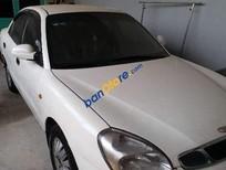 Bán ô tô Daewoo Nubira MT năm sản xuất 2001, màu trắng, giá 85tr