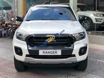 Bán ô tô Ford Ranger Wildtrak sản xuất năm 2019, màu trắng, nhập khẩu