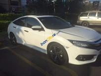 Cần bán gấp Honda Civic 1.5 Turbo L năm 2017, màu trắng, nhập khẩu