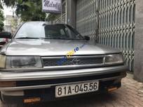 Bán Toyota Corolla sản xuất 1991, màu bạc, nhập khẩu nguyên chiếc