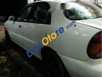 Cần bán xe Daewoo Lanos 1.5 MT năm sản xuất 2000, màu trắng, giá chỉ 72 triệu
