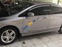 Cần bán gấp Honda Civic 2.0 AT sản xuất năm 2008, màu bạc, giá 350tr