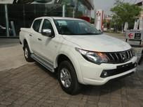 Bán xe bán tải rẻ nhất Quảng Bình- Mitsubishi Triton giá chỉ 555 triệu đồng