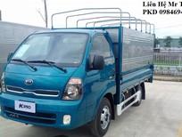Bán xe tải KIA Thaco K250 tải 2.4 tấn, đủ các loại thùng, hỗ trợ trả góp, thủ tục nhanh gọn