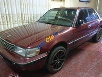 Cần bán lại xe Toyota Cressida GL 2.4 năm 1993, màu đỏ