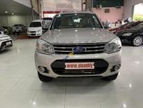 Bán Ford Everest sản xuất 2015, màu bạc số sàn, 655tr