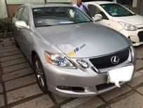 Cần bán xe Lexus GS 350 4WD sản xuất năm 2008, màu bạc, xe nhập, giá 820tr