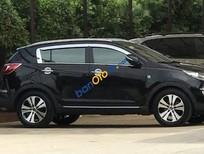 Bán Kia Sportage sản xuất năm 2012, màu đen, nhập khẩu nguyên chiếc