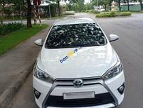 Cần bán gấp Toyota Yaris 1.5AT sản xuất năm 2016, màu trắng, nhập khẩu, 570tr