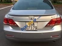 Cần bán lại xe Toyota Camry 2.4G năm sản xuất 2007, màu bạc chính chủ, 440 triệu