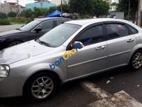 Bán Daewoo Lacetti CDX 1.6 AT năm sản xuất 2008, màu bạc, nhập khẩu nguyên chiếc, giá 205tr