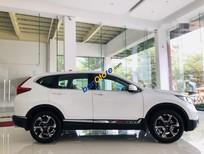 Cần bán xe Honda CR V năm sản xuất 2019, màu trắng, nhập khẩu nguyên chiếc