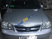 Cần bán gấp Daewoo Lacetti EX 1.6MT sản xuất năm 2008, màu bạc, nhập khẩu nguyên chiếc xe gia đình giá cạnh tranh