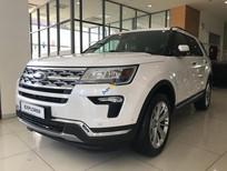 Bán xe Ford Explorer sản xuất năm 2020, màu trắng, nhập khẩu
