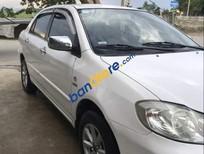 Bán Toyota Corolla sản xuất 2003, màu trắng còn mới