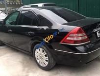 Bán lại xe Ford Mondeo 2.5 đời 2003, màu đen, cam kết nguyên bản, biển số HN