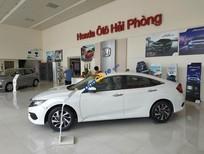 Bán ô tô Honda Civic 1.8E năm 2019, màu trắng, xe nhập, giá tốt