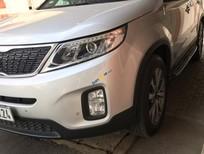 Cần bán xe Kia Sorento năm 2015, màu bạc