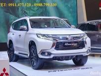 Bán ô tô Mitsubishi Pajero Sport mới 2019, màu trắng, xe nhập, giá chỉ 980 triệu