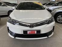 Bán Toyota Corolla Altis 1.8G 2018, màu trắng số tự động. Trả trước 300 triệu