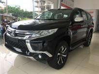 Bán ô tô Mitsubishi Pajero Sport MT 2019, màu đen, nhập Thái mới 100%, xe có sãn giao ngay