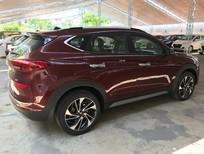 Bán Hyundai Tucson 2021 giá cạnh tranh, có sẵn màu đỏ, hỗ trợ toàn bộ thủ tục giấy tờ