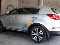 Xe Kia Sportage 2.0 MT sản xuất 2010, màu bạc xe gia đình