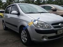 Xe Hyundai Click sản xuất 2008, màu bạc, nhập khẩu xe gia đình