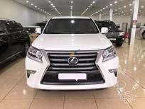 Cần bán Lexus GX 460 năm sản xuất 2015, màu trắng, nhập khẩu chính chủ