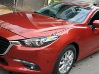 Bán Mazda 3, Hatchback (5 cửa), máy 1.5, số tự động, đời T6/2018, màu đỏ