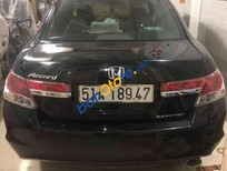Bán Honda Accord sản xuất 2011, màu đen, nhập khẩu, 650 triệu