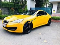 Bán Hyundai Genesis 2.0 Turbo năm 2009, màu vàng, nhập khẩu nguyên chiếc, 485 triệu