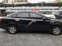 Bán xe Daewoo Lacetti năm 2008, màu đen, giá 170tr
