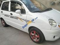 Bán xe Daewoo Matiz đời 2005, màu trắng, máy êm khỏe