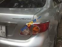 Cần bán lại xe Toyota Corolla năm 2010, màu bạc, nhập khẩu nguyên chiếc xe gia đình, giá 365tr