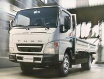 Bán ô tô Mitsubishi FUSO Canter 4.99, TT 2T1, SX 2018, 597tr. Hỗ trợ trả góp