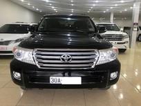 Xe Toyota Land Cruiser VX 2014, màu đen, nhập khẩu chính hãng