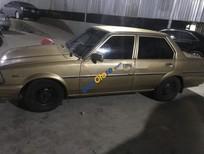 Cần bán Toyota Corolla sản xuất 1981, màu vàng, nhập khẩu