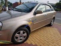 Cần bán xe Daewoo Lacetti năm sản xuất 2008 số sàn, giá tốt