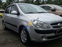 Bán Hyundai Click AT năm sản xuất 2008, màu bạc, nhập khẩu nguyên chiếc, giá chỉ 230 triệu